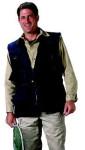 Rothco 7589 7589 Black Deluxe Safari Outback Vest