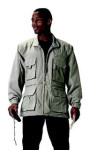 Rothco 7591 7591 7590 Rothco Convertible Safari Jacket