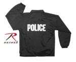Rothco 7647 7647 7646 Rothco Lined Coaches Police Jacket