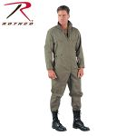 Rothco 7663 7663 Foliage Green Flight Coveralls