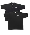 Rothco 7698 7698 Black Law Enforcement Printed Golf Shirts