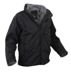 Rothco 7705 7705 Rothco All Weather 3 In 1 Jacket - Black