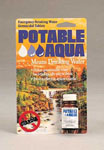 Rothco 7740 'Potable Aqua'' Water Purification Tablets