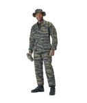 Rothco 7990 7990 7990 Rothco Tiger Stripe Poly/Cotton Twill B.D.U.'s - Shirts