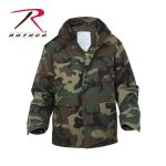 Rothco 7992 7992 Rothco M-65 Field Jacket w/Liner - Woodland Camo