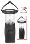 Rothco 80007 Bulb Led Solar/Handcrank Lantern