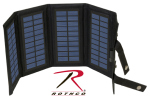 Rothco 80009 Rothco Molle Compatible Foldable Solar Charger