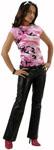 Rothco 8039 Women's Pink Camo Short Sleeve Raglan T-Shirt