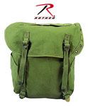 Rothco 8108 GI Style Olive Drab Canvas Butt Pack