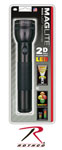 Rothco 812 Maglite Led 2 D Cell Flashlight