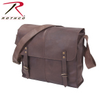 Rothco 81480 Rothco Brown Leather Medic Bag