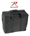 Rothco 8163 GIPlus Enhanced Black Aviator Kit Bag