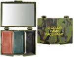 Rothco 8200 Woodland Camouflage 3 Color Face Paint Compact