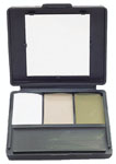 Rothco 8206 GI All-Purpose Camouflage Face Paint Compact