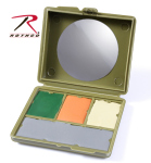 Rothco 8216 Face Paint Compact / 4 Color Multicam Camouflage