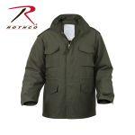 Rothco 8244 8244 Rothco M-65 Field Jacket w/Liner - Olive Drab
