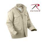 Rothco 8256 8256 Rothco M-65 Field Jacket w/Liner - Khaki