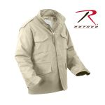 Rothco 8262 8262 Rothco M-65 Field Jacket w/Liner - Khaki