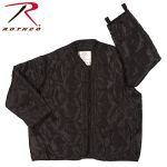 Rothco 8295 8295 Rothco M-65 Field Jacket Liner - Black