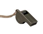 Rothco 8300 GI Style O.D. Police Whistle
