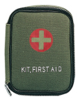 Rothco 8325 8325 Military Zipper First Aid Kit
