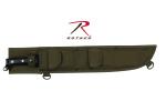 Rothco 836 Rothco 18'' Molle Compatible Machete Sheath-Blk