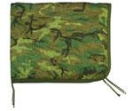 Rothco 8370 GI Woodland Camo Poncho Liner