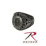 Rothco 842 Us Army Insignia Ring / Silver