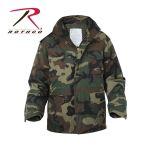 Rothco 8433 8433 Rothco M-65 Field Jacket w/Liner - Woodland Camo