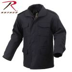 Rothco 8439 8439 Rothco M-65 Field Jacket w/Liner - Black