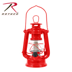 Rothco 84440 Rothco 12 Bulb Led Lantern 7'' - Red