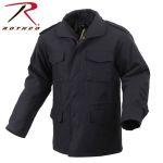 Rothco 8445 8445 Rothco M-65 Field Jacket w/Liner - Black