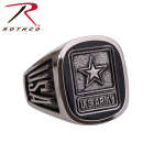 Rothco 844 Black Onyx Army Ring