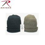 Rothco 8490 GI ''wintuck'' Black Watch Cap