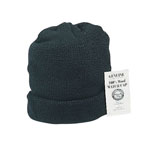 Rothco 8492 Genuine USN Black Wool Watch Cap