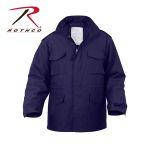 Rothco 8530 8530 Rothco M-65 Field Jacket w/Liner - Navy Blue