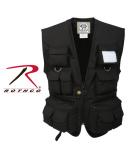 Rothco 8547 Rothco Kids Uncle Milty Vest - Black