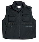 Rothco 8557 Kids Black Ranger Vest