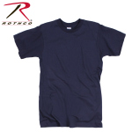 Rothco 8575 8575 *g.I. Irr 100% Cotton T-Shirt / Navy Blue