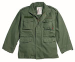 Rothco 8603 Rothco Vintage M-65 Field Jacket w/Liner - Olive Drab