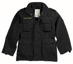 Rothco 8608 Rothco Vintage M-65 Field Jacket w/Liner - Black