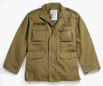 Rothco 8617 8617 Rothco Vintage M-65 Field Jacket w/Liner - Russet Brown