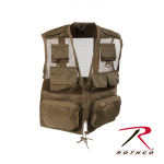 Rothco 8648 8648 Rothco Recon Vest - Coyote