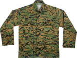 Rothco 8690 8690 Rothco BDU Shirt