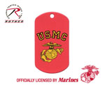 Rothco 8694 Red ''USMC G&A
