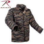 Rothco 8714 8714 Rothco M-65 Field Jacket - Tiger Stripe