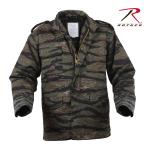 Rothco 8715 8715 Rothco M-65 Field Jacket - Tiger Stripe