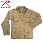 Rothco 8742 8742 Rothco Lightweight Vintage M-65 Jacket - Khaki