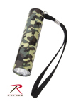 Rothco 877 Rothco Single Led Flashlight - Woodland Camo
