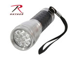 Rothco 881 Led Flashlight - Gun Metal